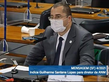 Primeiro Engenheiro de Minas na diretoria da ANM é aprovado pelo Senado.