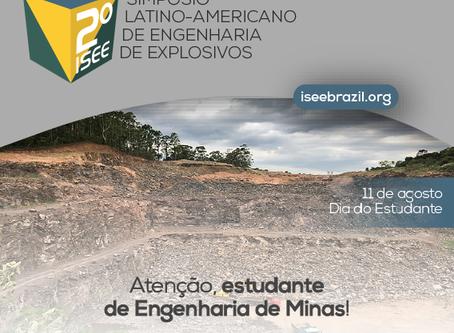 2º Simpósio Latino-Americano de Engenharia de Explosivos.