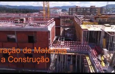 A importância da mineração na Construção Civil.