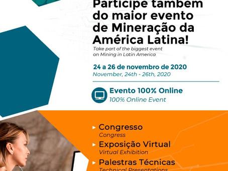 EXPOSIBRAM 2020 será virtual.