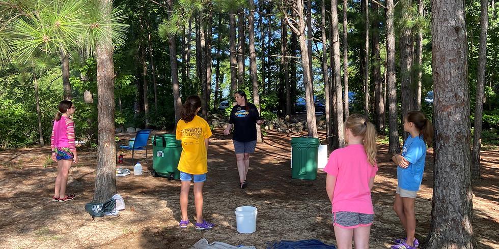 Home School Thursdays: The Long Haul & Keep Streams Clean (All Ages)