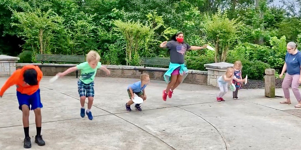 Home School Thursdays: Frog Hop on the Greenway – (All Ages)
