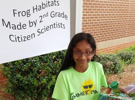 Whitlow Elementary Frog Festival