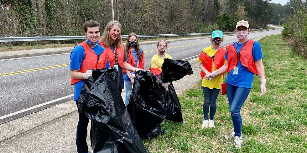 Community Action Crew- Leaders Against Litter Videos