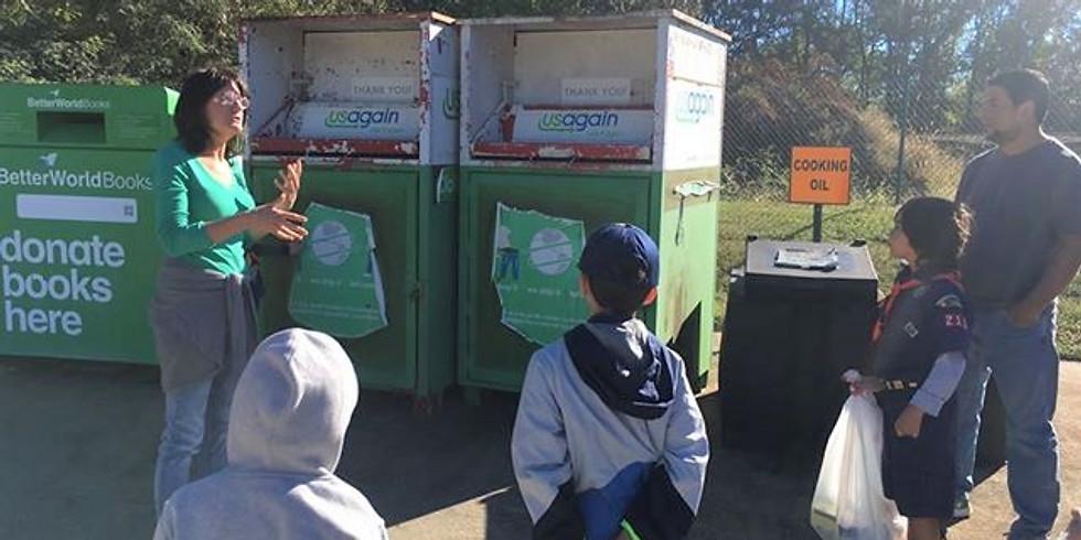 KFCB Enviro Camp: Let's Talk Trash (and Recycling)