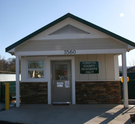 Recycling Convenience Center