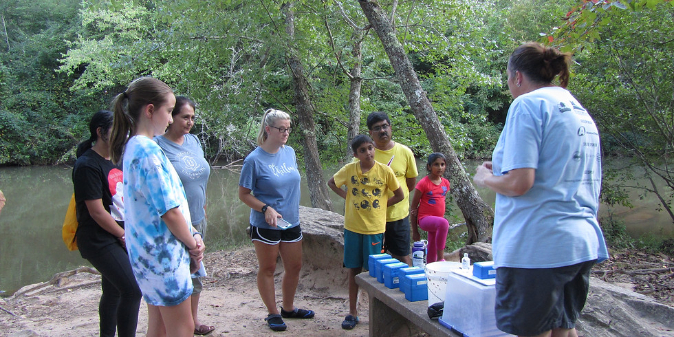 Community Action Crew- Earth Day at Caney Creek Preserve