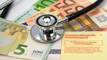 Krankenversicherung: Probleme mit Krankengeldzahlung