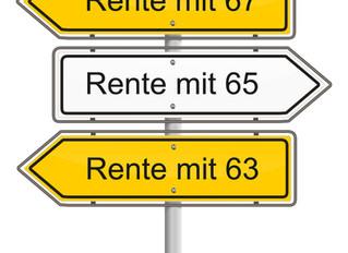 Rentenreform 2019 – die Änderungen
