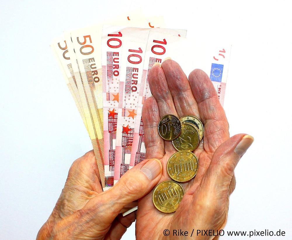 Rente und Hinzuverdienst