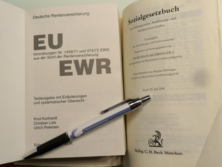 Kindererziehung im EU-Ausland – Zeiten zu Unrecht abgelehnt