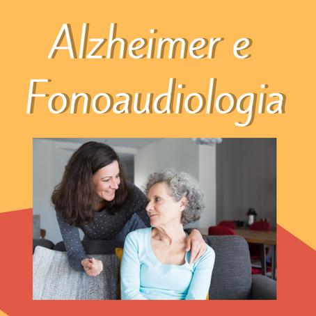 Alzheimer e Fonoaudiologia
