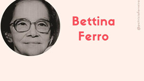 Bettina Ferro #GrandesMulheres