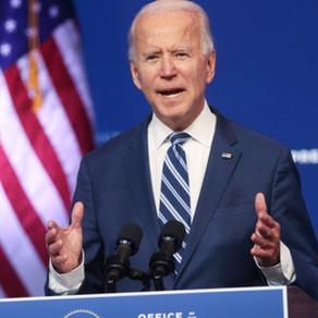 Joe Biden PRESIDENTE ELECTO DE U.S.A.