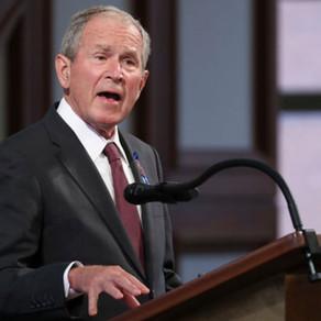 Bush critica con dureza a los republicanos por la retórica antinmigrante