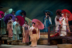 Act I, Madama Butterfly