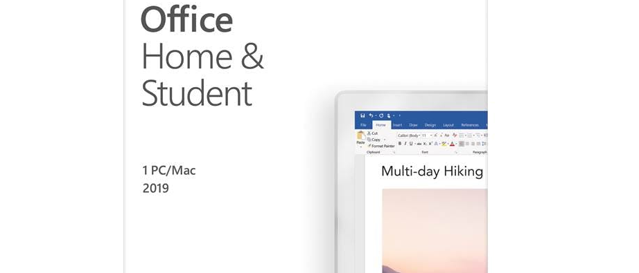 Microsoft Office Home and Student 2019 English (79G-05142)