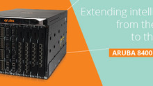 "Aruba 8400 Switch ""Be There First"" Training, 14th September 2017"