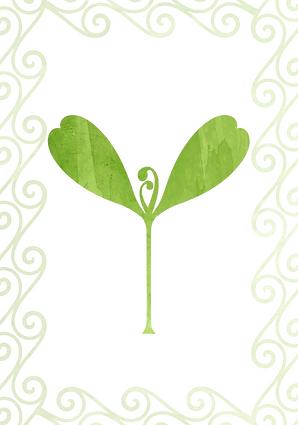 EcoLogic Flower Essence Card