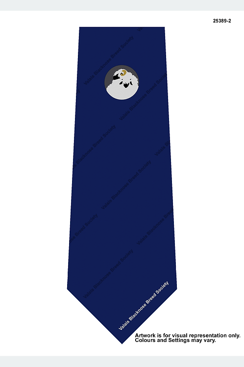 Breed Society Tie