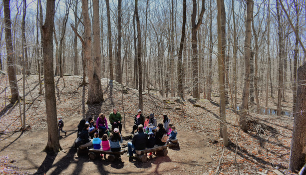 Our outdoor classroom