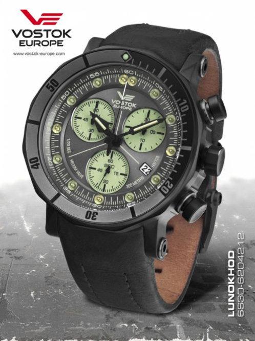 Vostok Europe Lunokhod-2 chronographe