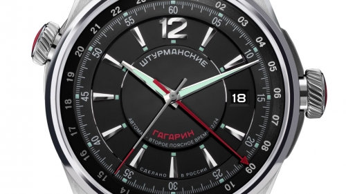 Sturmanskie Gagarin Sports 24h automatic