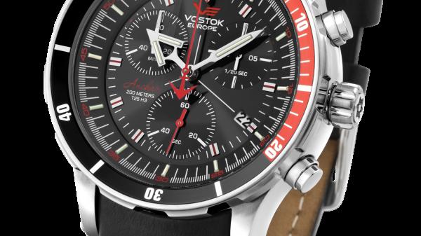 Vostok Europe Anchar K 162 Chronograph