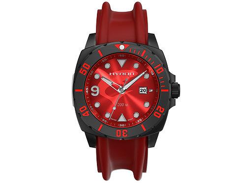 Molnija Hyron Diver Auto Red
