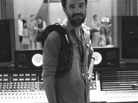 Thibaut Javoy : Studio manager du Red Bull Studio Paris