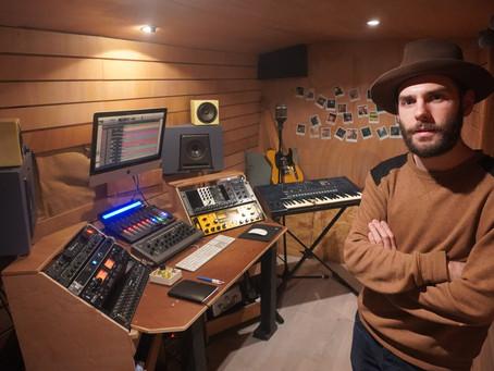 Benjamin Mathieu : fondateur du Road Studio