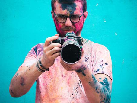 Portraits de Filmmakers : @Charles_Schiele