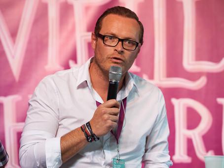 Jérome Trehorel : Directeur général du Festival des Vieilles Charrues