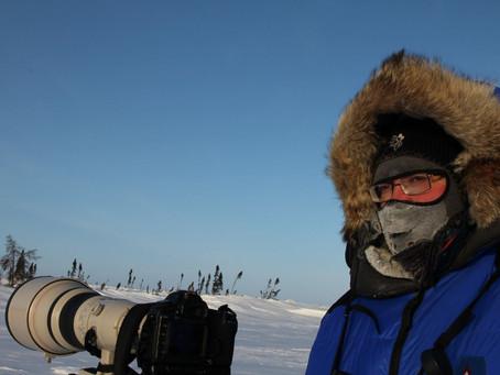 Rémy Marion : vidéaste en régions polaires