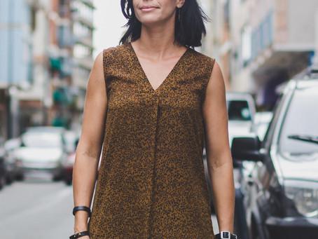 Portraits de professionnelles de l'audiovisuel : Claudia Lepage
