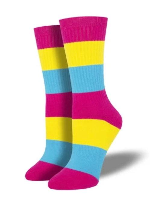 Pan Pride Socks - 2 Sizes
