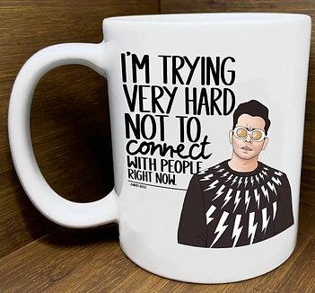 Schitt's Creek David Connect Mug