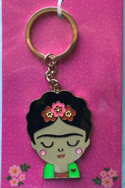 Viva la Frida Keychain