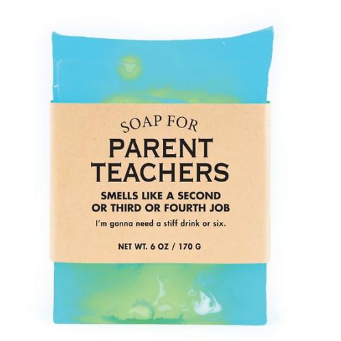 """Soap For """"Parent Teachers"""""""