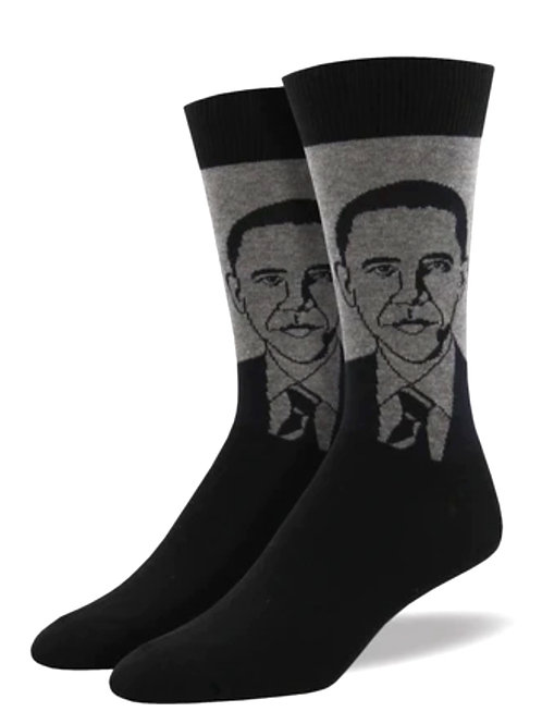 Obama Socks - Mens
