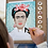 Thumbnail: Frida with Flowers Paint-By-Numbers