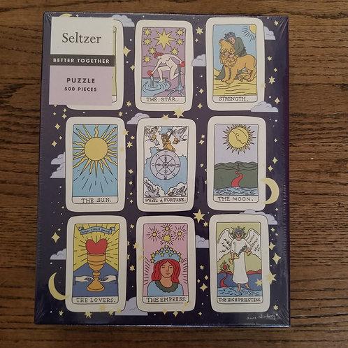 Tarot Card Puzzle 500 pieces