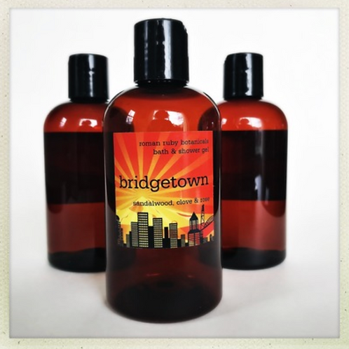 Bridgetown Bath and Shower Gel
