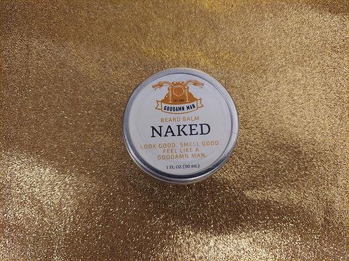 Naked Beard Balm