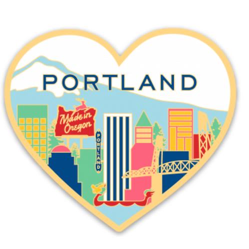Portland Sticker