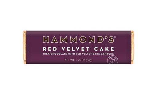 Red Velvet Cake Candy Bar