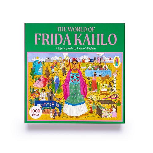 Frida Kahlo 1000 pc Puzzle