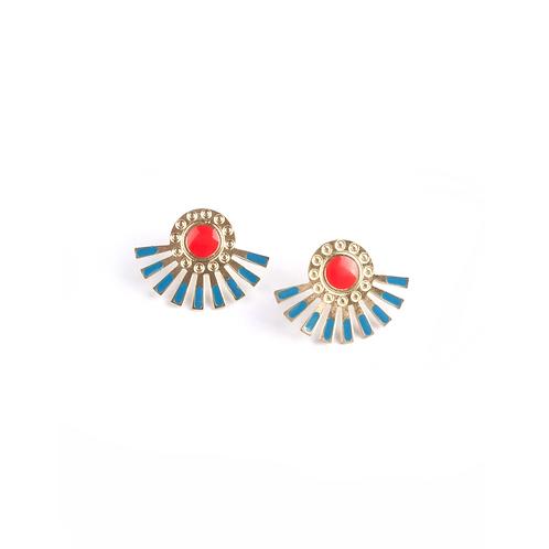 Helios Stud Earrings