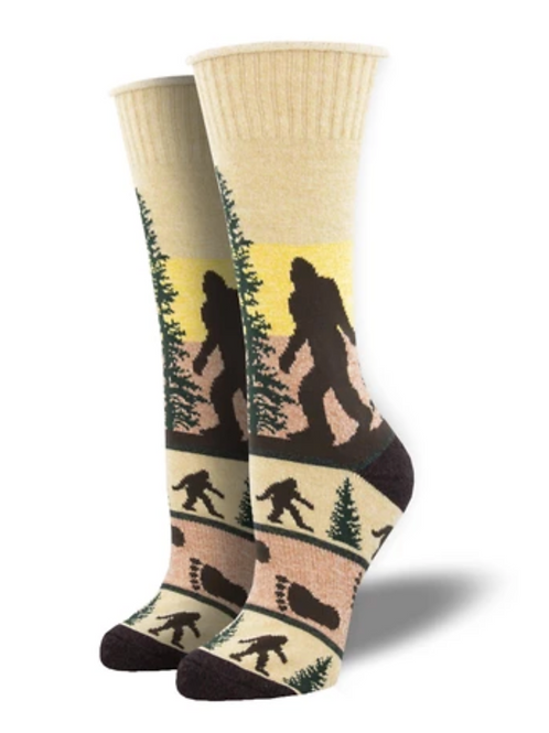 """He Went That Way"" Socks"