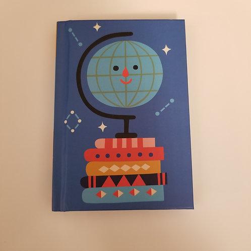 Go Global Mini Notebook